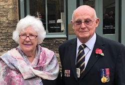John Capp OAM and Maureen Capp OAM