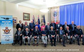 Christmas Lunch ANZAC House 2016